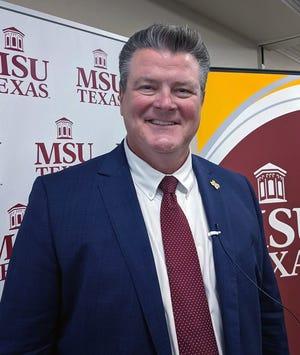 Texas Tech University Chancellor Dr. Tedd Mitchell.