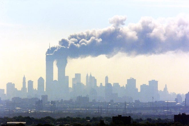 Twenty years ago, the World Trade Center was attacked after two planes hijacked on September 11, 2001 crashed into a skyscraper.