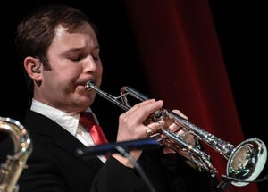 Akron-born trumpeter Josh Rzepka is on tour again with Under the Streetlamp, starting Sept. 18 at Cain Park in Cleveland Heights.