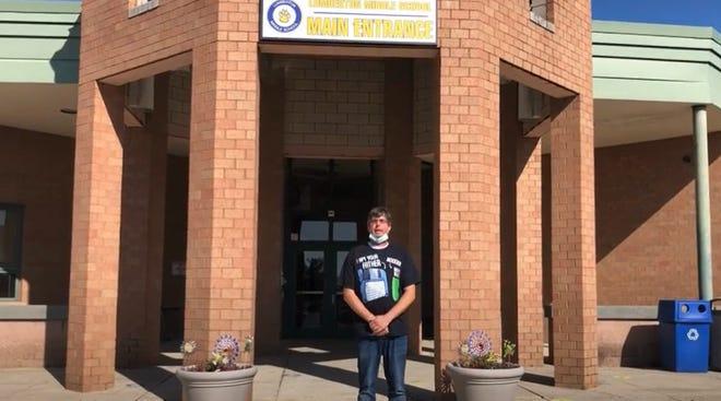 Tom Wilkinson, Lumberton Township School District Technology Director