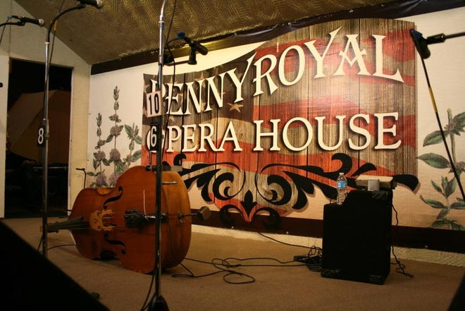 Fast Track will be performing at the Pennyroyal Opera House in Fairview on Friday, Sept. 17.