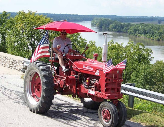 The Missouri River Valley Steam Engine Association will host its annual tractor cruise in conjunction with their annual Back to the Farm Reunion on Friday, September 10. The cruise will leave from the Brady Showgrounds at 9 a.m.
