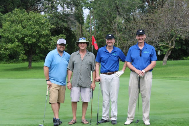Team Mozaic  were the winners of the 2021 YCCC Golf Classic held Aug. 23 at Lakeside Country Club.