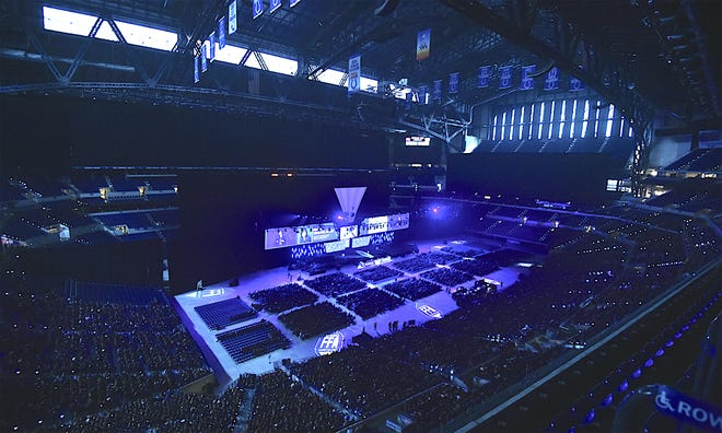 The 94th National FFA Convention & Expo will be held Oct. 27-30 in Indianapolis, Indiana.