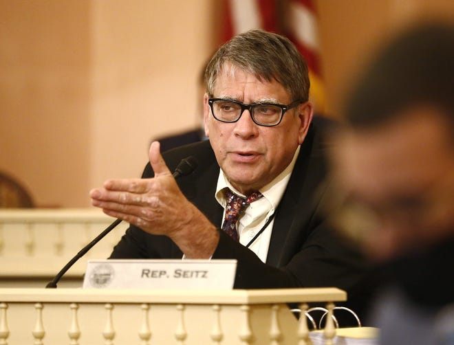 Ohio  Rep. Bill Seitz, R-Green Township, said state lawmakers never intended to pass a bill changing the statute of limitations for Ohio State University athletes abused by former university doctor Richard Strauss.
