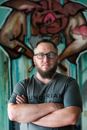 Dan Varga is opening the Hungarian Butcher in Linworth, which will feature Hungarian traditions, some classic, and some a combination of old world and new recipes, to create beautiful charcuterie and succulent, meaty treats.