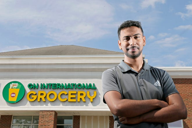 Govin Ghimirey is a former refugee from Nepal and owns a Nepali store on Morse Road which has operated successfully for six years. Ghimirey plans to open a new store on Windmiller Drive in Pickerington in October.