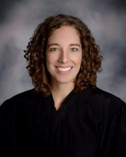 Lindsey Nieuwsma has been appointed as the new South Central Judicial District judgeship.