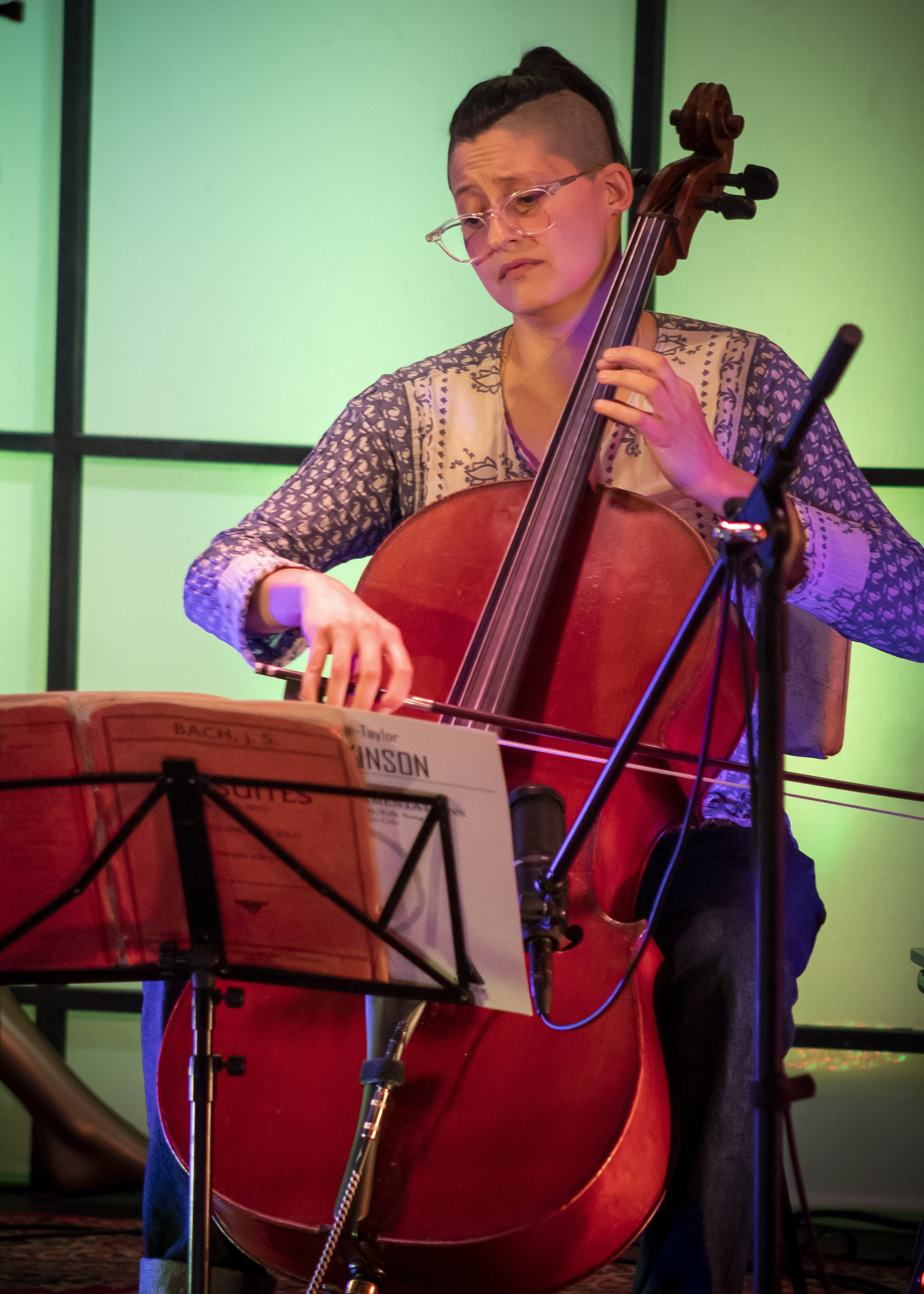 Erie Philharmonic principal cellist breaks barriers, brings classical music  to the people