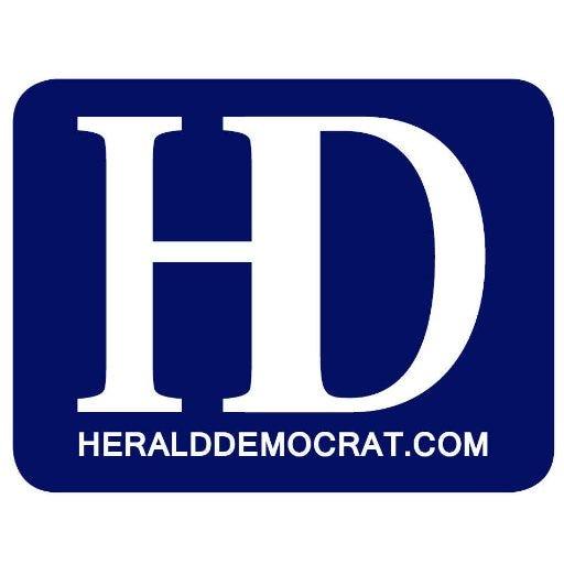 Herald Democrat logo