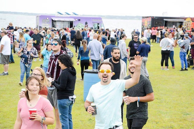 The Food Truck and Craft Beer Festival will be held Sept. 11.
