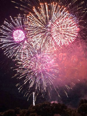 """The sky over Boston Harbor will come alive with the beauty and excitement of fireworks. Boston Harbor Now's ninth annual """"Illuminate the Harbor"""" fireworks celebration will take place at 8 p.m. on Friday, Sept. 3."""