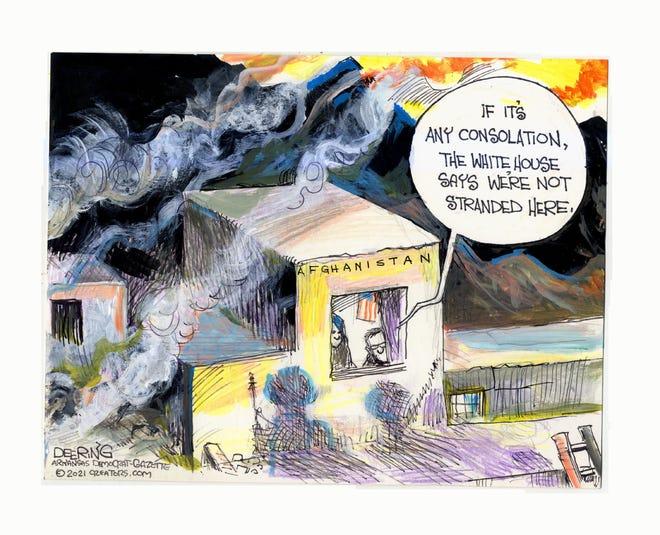 Today's editorial cartoon (Sept. 3, 2021)