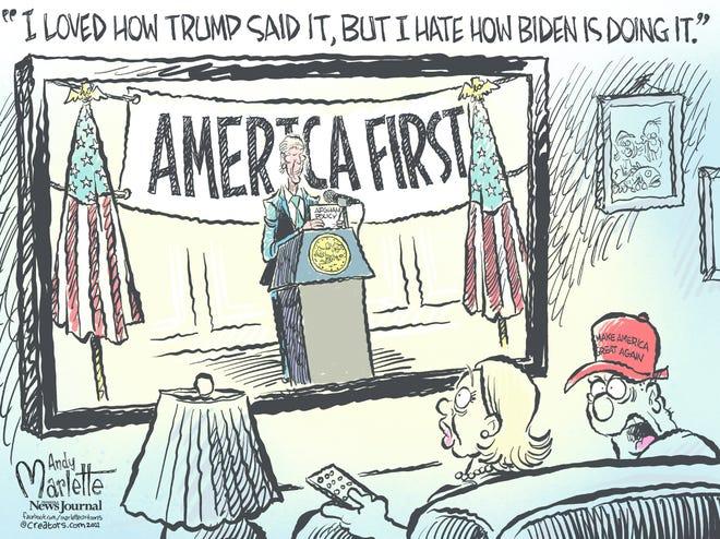 Today's editorial cartoon (Sept. 4, 2021)