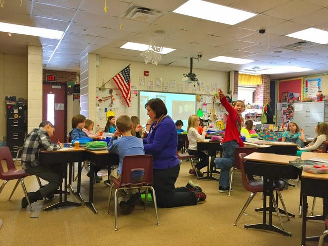 Charlevoix County kids go back to school next week.
