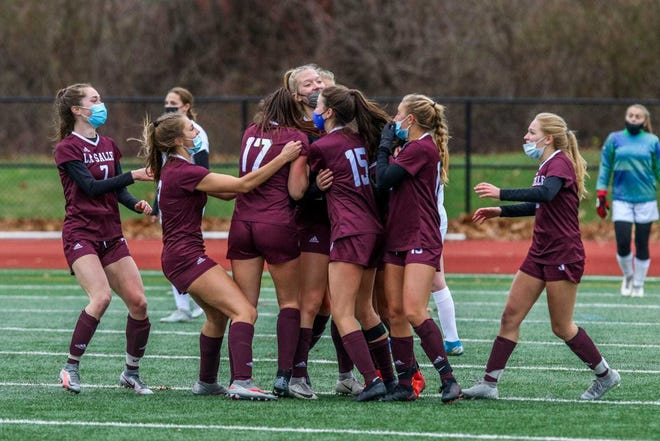 The state champion La Salle Rams will be the favorite as girls soccer opens its fall season.