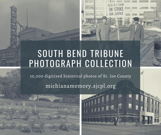 People can now access over 10,000 historical photos from the South Bend Tribune's archive as part of St. Joseph County Public Library's Michiana Memory database.