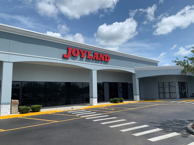 Joyland, which hosted national names in country music at its former Bradenton location, will reopen this weekend at its new space off University Parkway, pictured here. The new location will have a kitchen, and plans to showcase blues and rock as well as country.