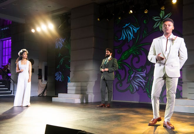 """Asolo Repertory Theatre, which created an outdoor performance space to produce shows like """"Camelot"""" during the pandemic is among several groups receiving more than $77,000 in funds from the Sarasota County tourist tax grant program."""
