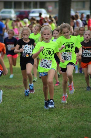 The Buckeye Career Center Biddy Cross Country Race is back for 2021.