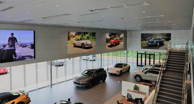 Porsche Burlington is now open for business.