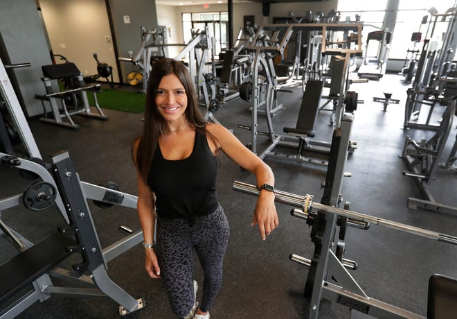 Maria Muñoz is the owner of the new Evolve Fitness in Grand Chute.