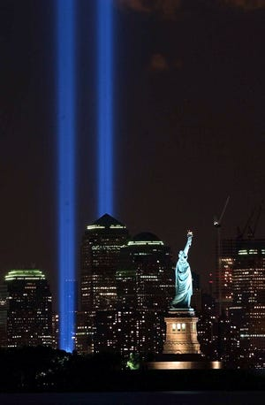 Saturday, Sept. 11 marks the 20th anniversary of the terrorist attacks on the World Trade Center.