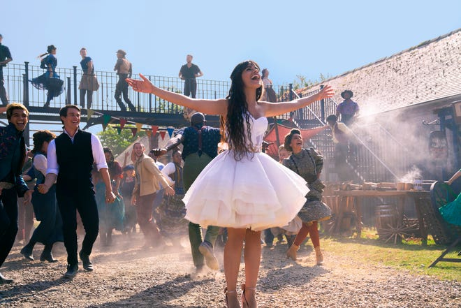 """Camila Cabello stars in """"Cinderella."""""""