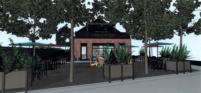 Fiddleheads is proposing a café at  8807 W. North Avenue in Wauwatosa.