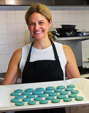 Amanda Buhrman will be open Sweetly Baked, her CBD bakery, on Sept. 7 for online ordering and shipping, and in-person purchases one or two days a week at 770 N. Jefferson St. starting Sept. 8.