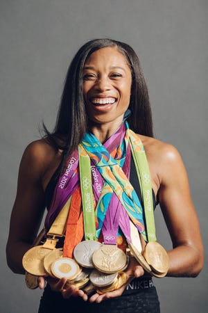 Allyson Felix— the most decorated track and field Olympian— is coming to Milwaukee for Tempo's 16th annual Leadership Event in November.