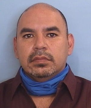 Jorge Luis Claro Quezada, 45, of the 600 block of King James Avenue. Quezada is wanted by the police.