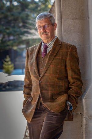 Oshkosh Public Museum Director Brad Larson