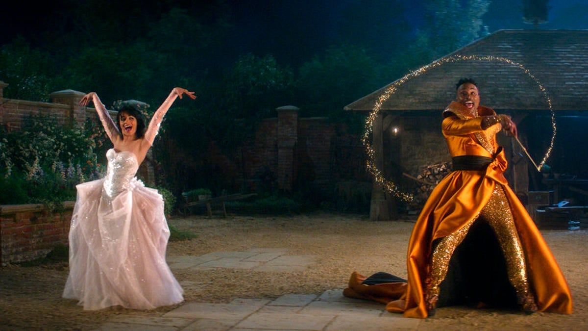 Cinderella / Reprodução: Amazom Prime Video