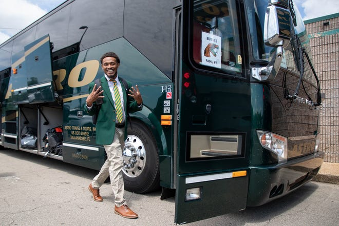 FAMU defensive back Kwame Clark is ready for the trip to Miami Gardens for the Orange Blossom Classic at Hard Rock Stadium. The Rattlers face Jackson State on Sept. 5