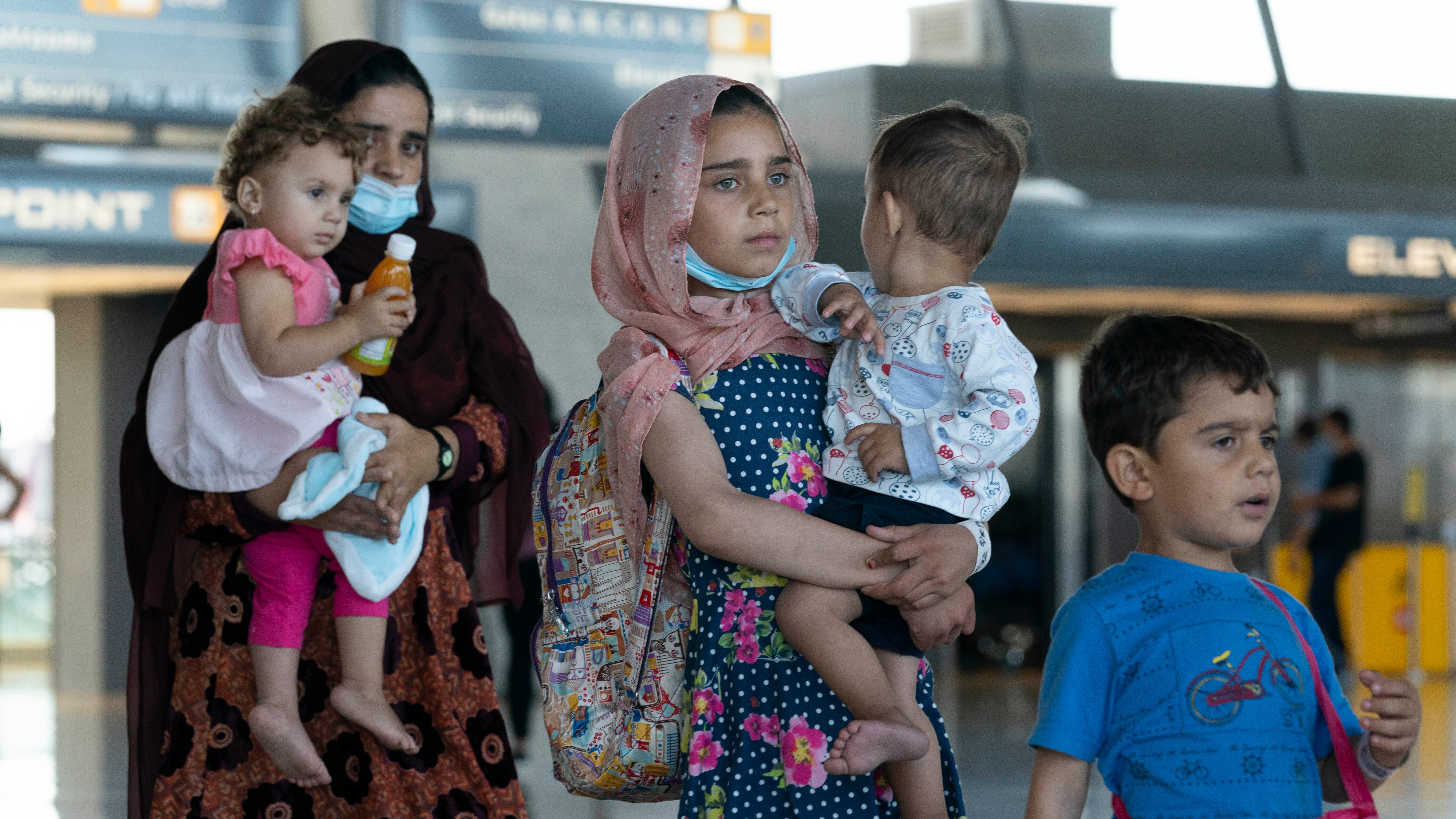 Afghanistan refugees coming to Asheville; NC to receive 1,169