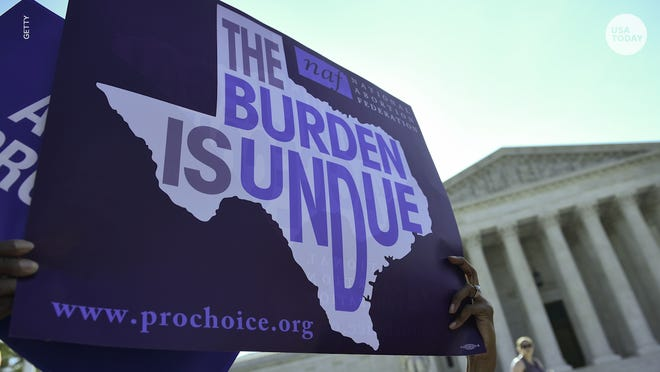 """The Supreme Court has allowed a controversial abortion ban in Texas known as the """"fetal heartbeat law"""" to remain in effect."""