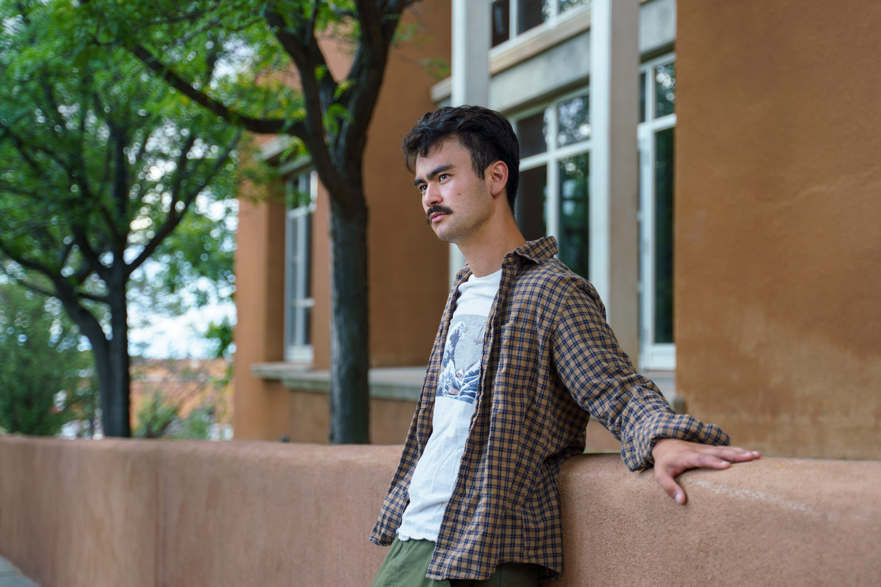 """Ben Chang, 21, says that when he was growing up, he never really thought about 9/11 in the context of """"the greater spectrum of the world."""""""