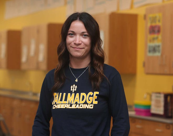 Brittany Currie teaches fifth grade at Tallmadge Elementary School.