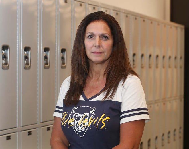Cerafina Gotto teaches eighth grade social studies at Tallmadge Middle School.