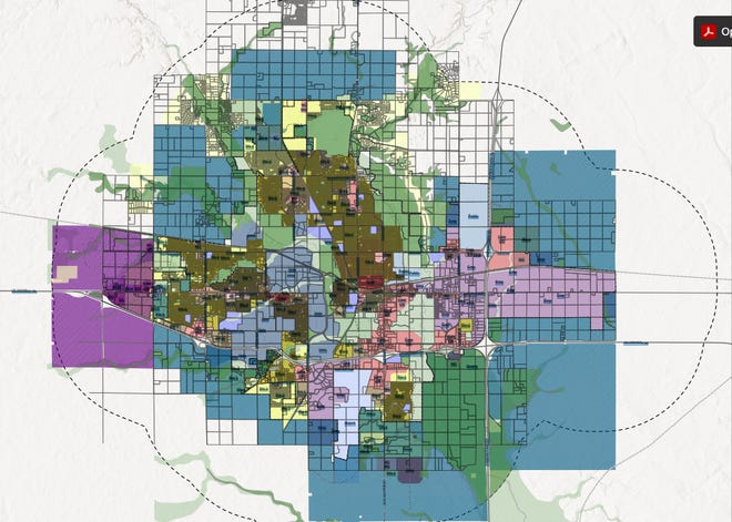 The Ames 2040 Plan will direct city growth over the next two decades, which could bring 15,000 more residents to Ames.