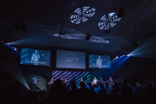 Victory Life Church celebrated four nights of Jubilee in August.