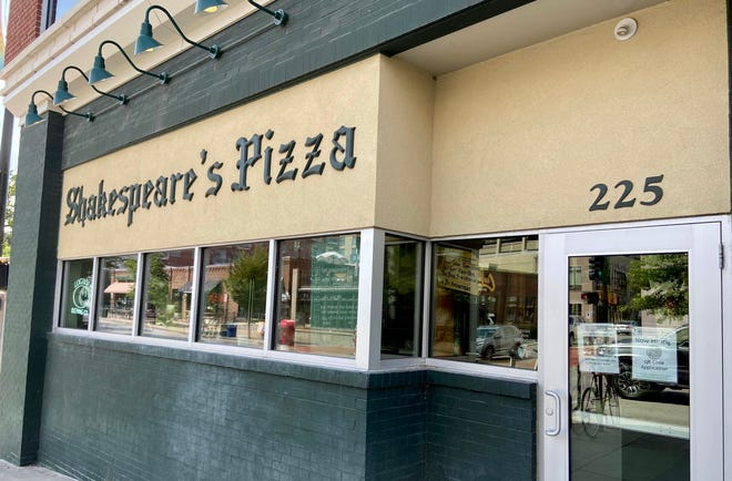 Shakespeare's Pizza is among many local businesses facing a staffing shortage related to the COVID-19 pandemic.