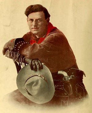 """Broncho Billy Anderson, the father of the """"Cowboy Movie,"""" and director and star of over 100 films."""