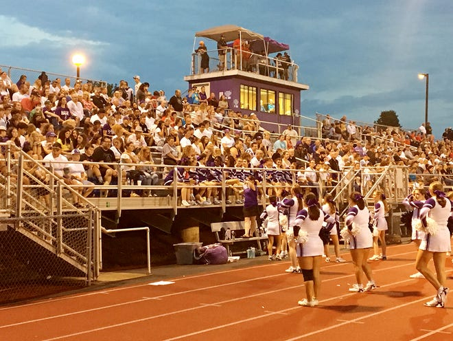 A perfect night for football on the shores of The Big Lake! Wallenpaupack Area officials are expecting another big enthusiastic crowd this Friday night when the Buckhorns battle West Scranton in Week Two LFC action.