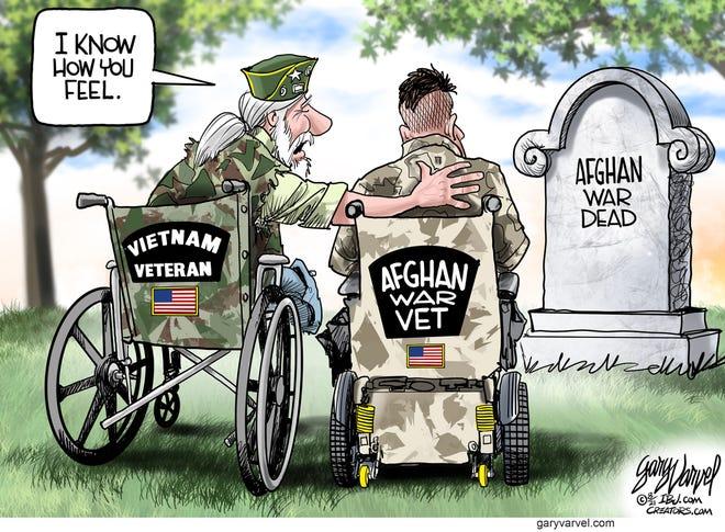 Today's editorial cartoon (Sept. 5, 2021)