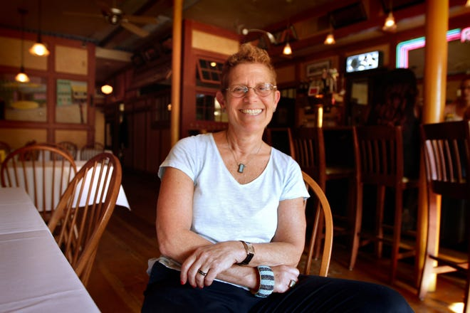 Providence's Rue de l'Espoir owner Deborah Norman welcomed more than a few celebrities at her East Side restaurant before she retired and closed the restaurant.