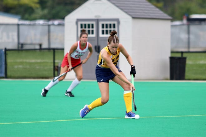 Senior Luisa Knapp produced a goal and an assist in Kent State's 3-1 victory over No. 22 Ohio State on Tuesday.