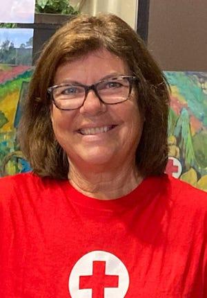 Red Cross volunteer, Diane Radel of Redwood Falls, is in Louisiana working on relief efforts in communities affected by Hurricane Ida.