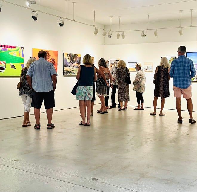 A $36,832 Sarasota County grant will help fund Art Center Sarasota's 2021-22 exhibition season.